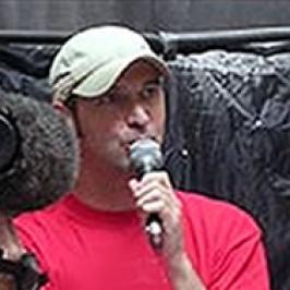 Nigel Vernon-Dier - Live Wire Presenter