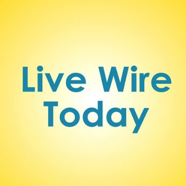 Live Wire Today – Andy Bell lead singer of Erasure